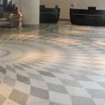 limestone mosaic floor tiles