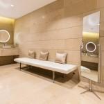 floor and wall limestone tiles