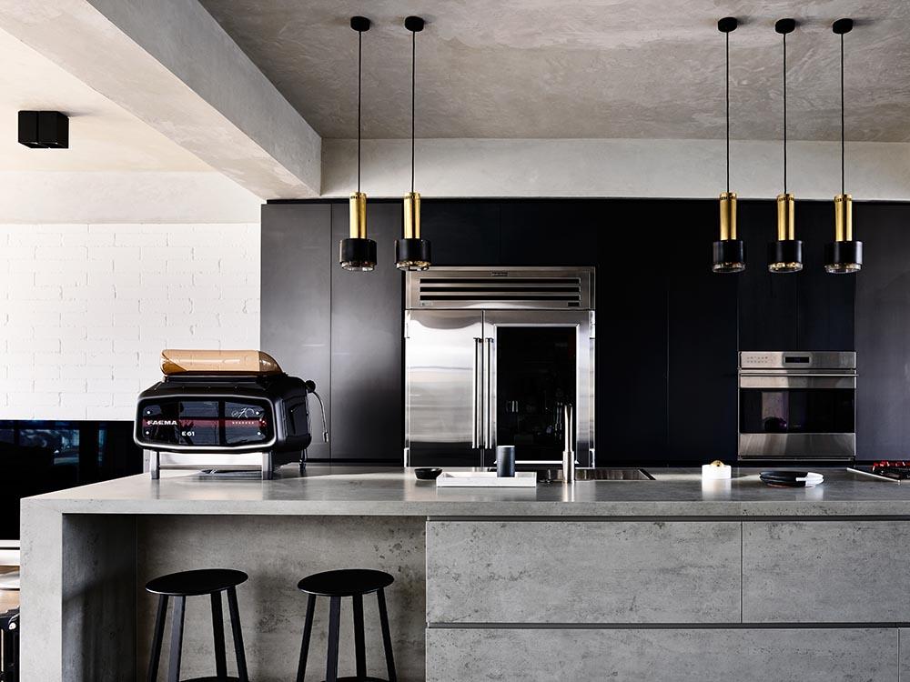 Beton-Kitchen