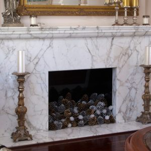 Fireplace Stone Hearth Beyond Stone 1